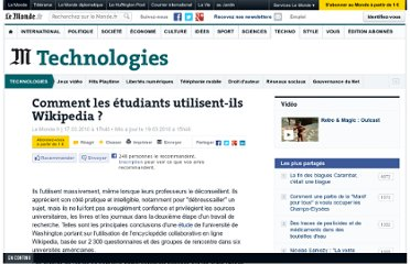 http://www.lemonde.fr/technologies/article/2010/03/17/comment-les-etudiants-utilisent-ils-wikipedia_1320623_651865.html#xtor=RSS-3208