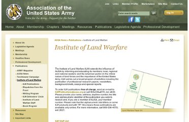 http://www.ausa.org/publications/ilw/Pages/default.aspx