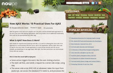 http://www.noupe.com/ajax/how-ajax-works.html