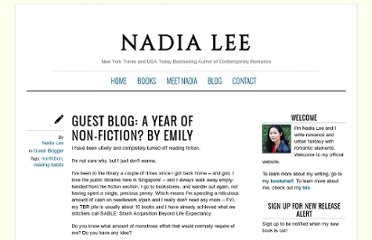 http://www.nadialee.net/blog/2010/08/guest-blog-a-year-of-non-fiction-by-emily/