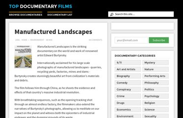 http://topdocumentaryfilms.com/manufactured-landscapes/