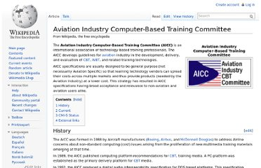 http://en.wikipedia.org/wiki/Aviation_Industry_Computer-Based_Training_Committee