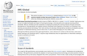 http://en.wikipedia.org/wiki/IMS_Global