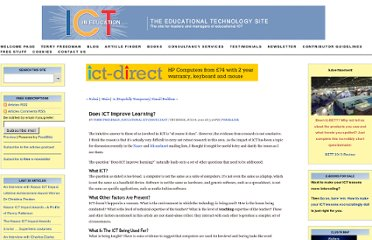 http://www.ictineducation.org/home-page/2010/7/8/does-ict-improve-learning.html
