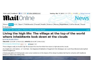 http://www.dailymail.co.uk/news/article-2114913/Nagarkot-Himalayan-village-world-inhabitants-look-clouds.html