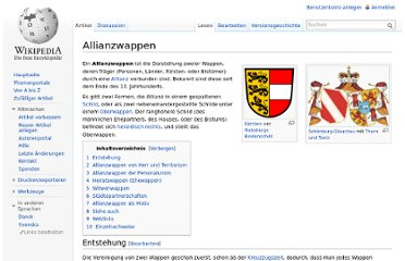http://de.wikipedia.org/wiki/Allianzwappen