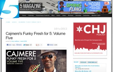 http://www.5chicago.com/cajmere/volume-05/index.html