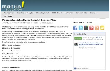 http://www.brighthubeducation.com/spanish-lesson-plans/9715-teaching-possessive-adjectives/