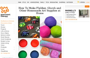 http://www.apartmenttherapy.com/how-to-make-flubber-glurch-and-138619