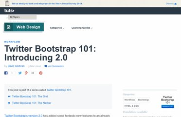 http://webdesign.tutsplus.com/tutorials/htmlcss-tutorials/twitter-bootstrap-101-introducing-2-0/