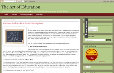 http://edleaderlounge.blogspot.com/2012/03/3-reasons-students-have-trouble-setting.html