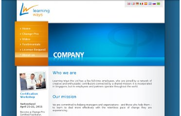 http://www.learningways.com/company.html