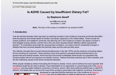 http://people.csail.mit.edu/seneff/adhd_low_fat_diet.html