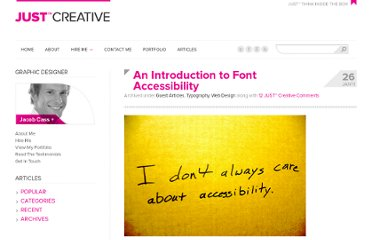 http://justcreative.com/2011/01/26/an-introduction-to-font-accessibility/