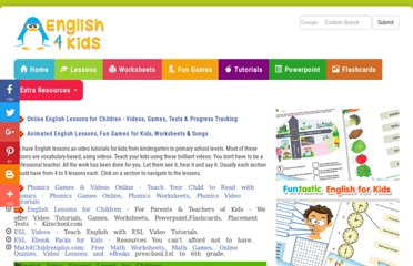 http://www.english-4kids.com/lessons.html