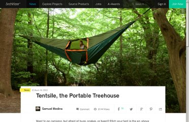 http://www.architizer.com/en_us/blog/dyn/40342/tentsile-the-portable-treehouse/