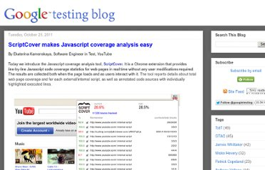 http://googletesting.blogspot.com/2011/10/scriptcover-makes-javascript-coverage.html