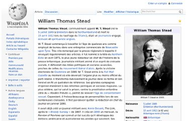 http://fr.wikipedia.org/wiki/William_Thomas_Stead