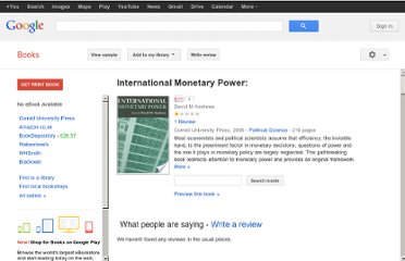 http://books.google.co.uk/books/about/International_Monetary_Power.html?id=C2HoaTF9k3MC