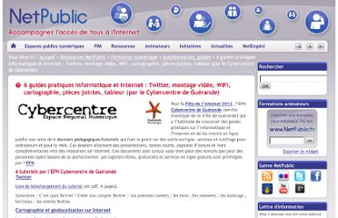 http://www.netpublic.fr/2012/03/6-guides-pratiques-informatique-internet-twitter-montage-video/