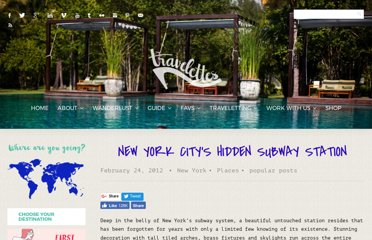 http://www.travelettes.net/new-york-city%e2%80%99s-hidden-subway-station/