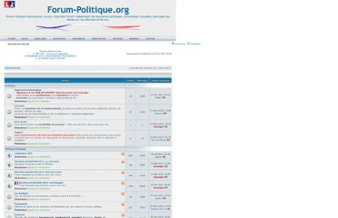 http://www.forum-politique.org/phpBB3/index.php