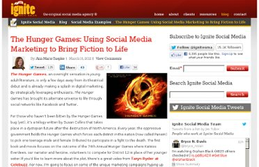 http://www.ignitesocialmedia.com/social-media-examples/hunger-games-social-media-marketing/