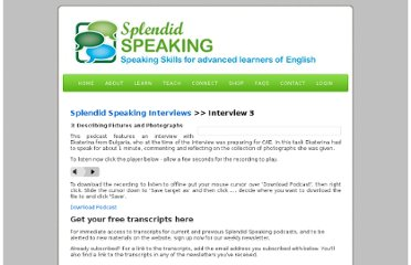 http://www.splendid-speaking.com/learn/podcasts/int3.html