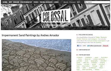 http://www.thisiscolossal.com/2012/03/impermanent-sand-paintings-by-andres-amador/