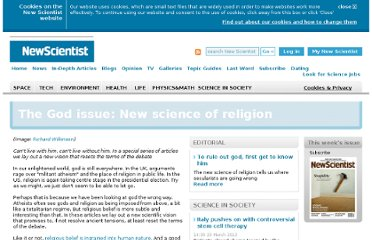 http://www.newscientist.com/special/god?cmpid=NLC%7CNSNS%7C2012-1903-GLOBAL%7Cgod