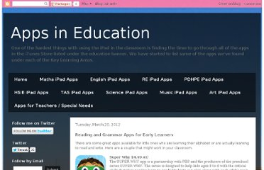 http://appsineducation.blogspot.com/2012/03/reading-and-grammar-apps-for-early.html