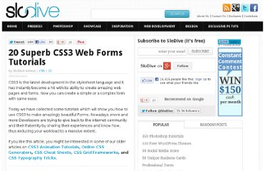 http://slodive.com/web-development/20-superb-css3-web-forms-tutorials/