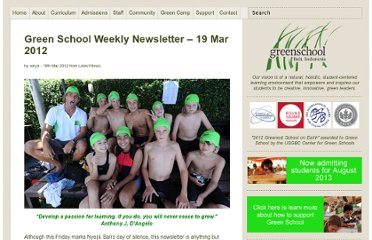 http://www.greenschool.org/2012/03/19/green-school-weekly-newsletter-19-mar-2012/