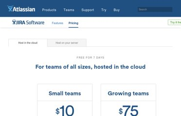 http://www.atlassian.com/software/jira/pricing