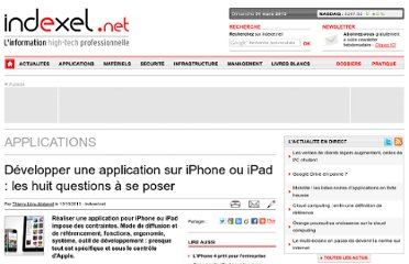 http://www.indexel.net/article/developper-une-application-sur-iphone-ou-ipad-les-huit-questions-a-se-poser-3191.html