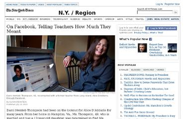 http://www.nytimes.com/2010/07/14/nyregion/14facebook.html?pagewanted=all