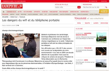 http://www.ladepeche.fr/article/2012/03/19/1309708-les-dangers-du-wifi-et-du-telephone-portable.html