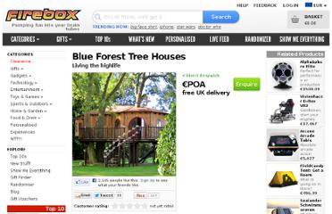 http://www.firebox.com/product/4895/Blue-Forest-Tree-Houses