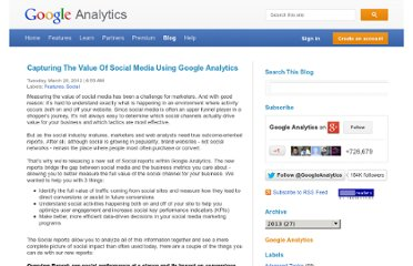 http://analytics.blogspot.com/2012/03/capturing-value-of-social-media-using.html
