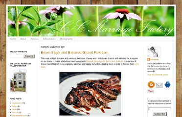 http://www.candcmarriagefactory.com/2011/01/brown-sugar-and-balsamic-glazed-pork.html