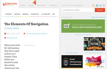 http://uxdesign.smashingmagazine.com/2012/03/20/the-elements-of-navigation/