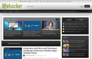 http://www.lifehacker.com.au/tags/programming/