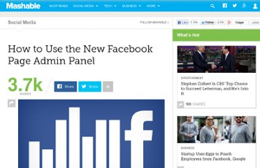 http://mashable.com/2012/03/20/facebook-admin-panel/