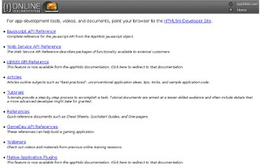 http://www.appmobi.com/?q=content/overview-appmobis-development-tools-and-services