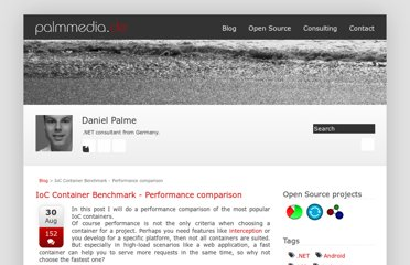 http://www.palmmedia.de/Blog/2011/8/30/ioc-container-benchmark-performance-comparison