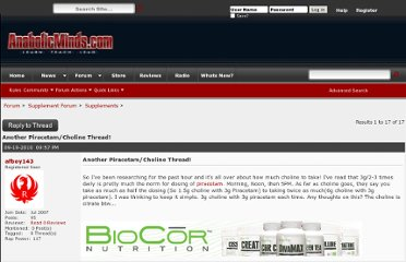 http://anabolicminds.com/forum/supplements/161062-another-piracetam-choline.html