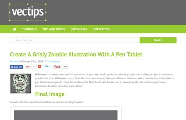 http://vectips.com/tutorials/create-a-grisly-zombie-illustration-with-a-pen-tablet/