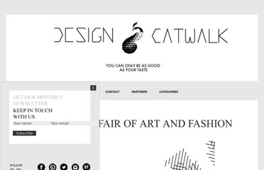 http://www.designcatwalk.com/the-love-affair-of-art-and-fashion/