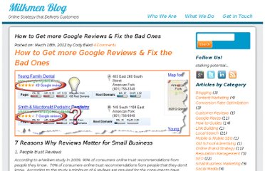 http://www.milkmen.com/blog/how-to-get-more-google-reviews-fix-the-bad-ones/#more-1026