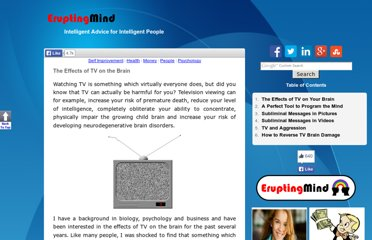 http://www.eruptingmind.com/effects-of-tv-on-brain/